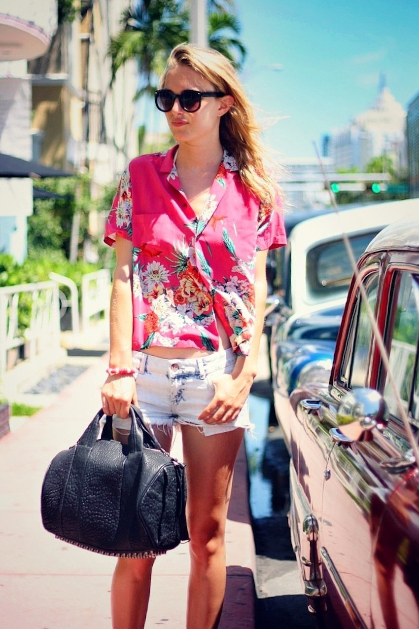 tropical prints-miami-maison scotch
