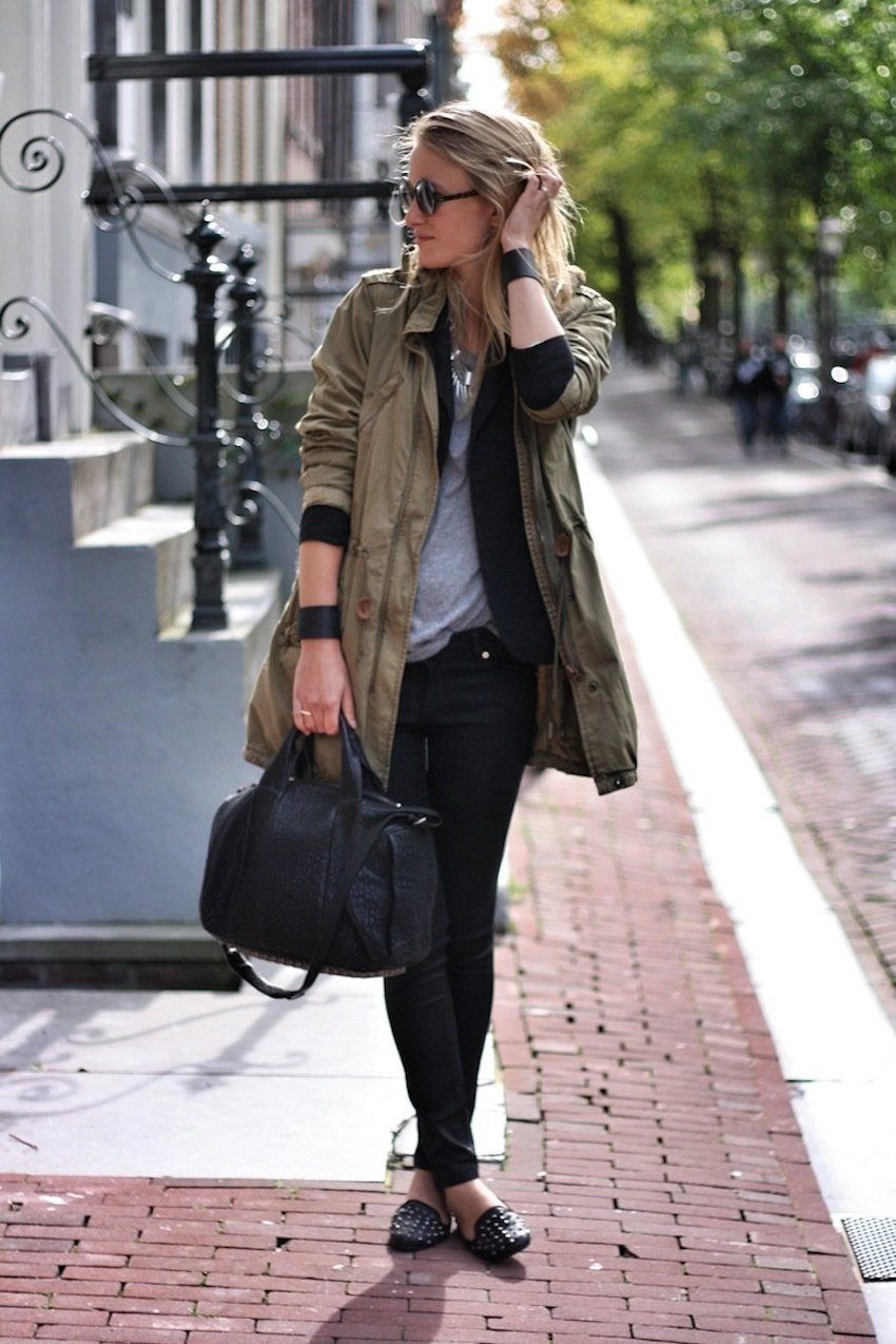 maison scotch parka-alexander wang bag-rocco bag