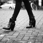 THE BUCKLED BOOTS